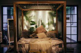 mediterranes schlafzimmer